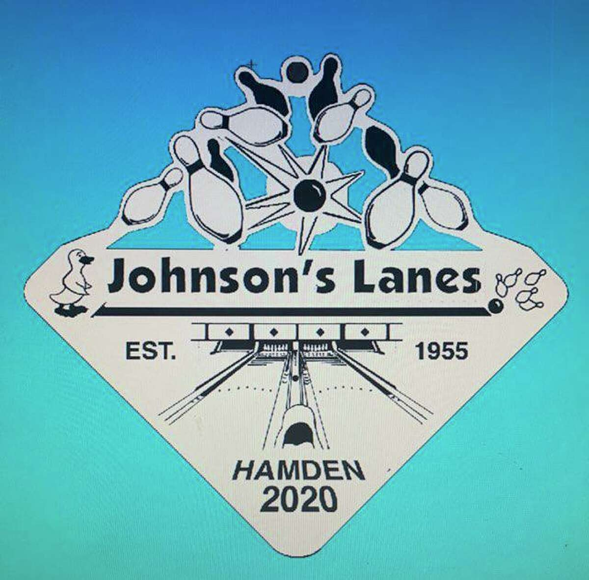 CLASSIC HAMDEN: For the last 29 years, the Hamden Recreation Department has been celebrating the Hamden community with holiday ornaments of famous settings, most notably by Karl Wildman. This year's ornament features Hamden's own Johnson's Duckpin Bowling, one of the last original anchor businesses in the Hamden Plaza since it opened in 1955. You can order an ornament at Hamden.com.