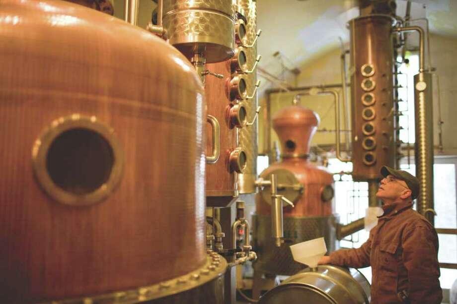 Tuthilltown Distillery (Ben Stechschulte/Life@Home)