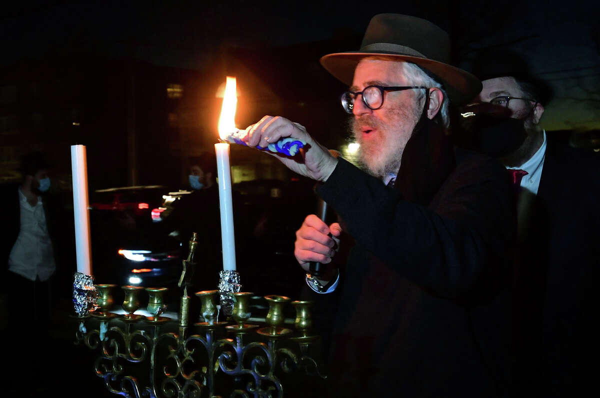 The first day of Hanukkah marks the start of Hanukkah, also known as Chanukah or Festival of Lights. Hanukkah is an eight-day Jewish observance that remembers the Jewish people's struggle for religious freedom.