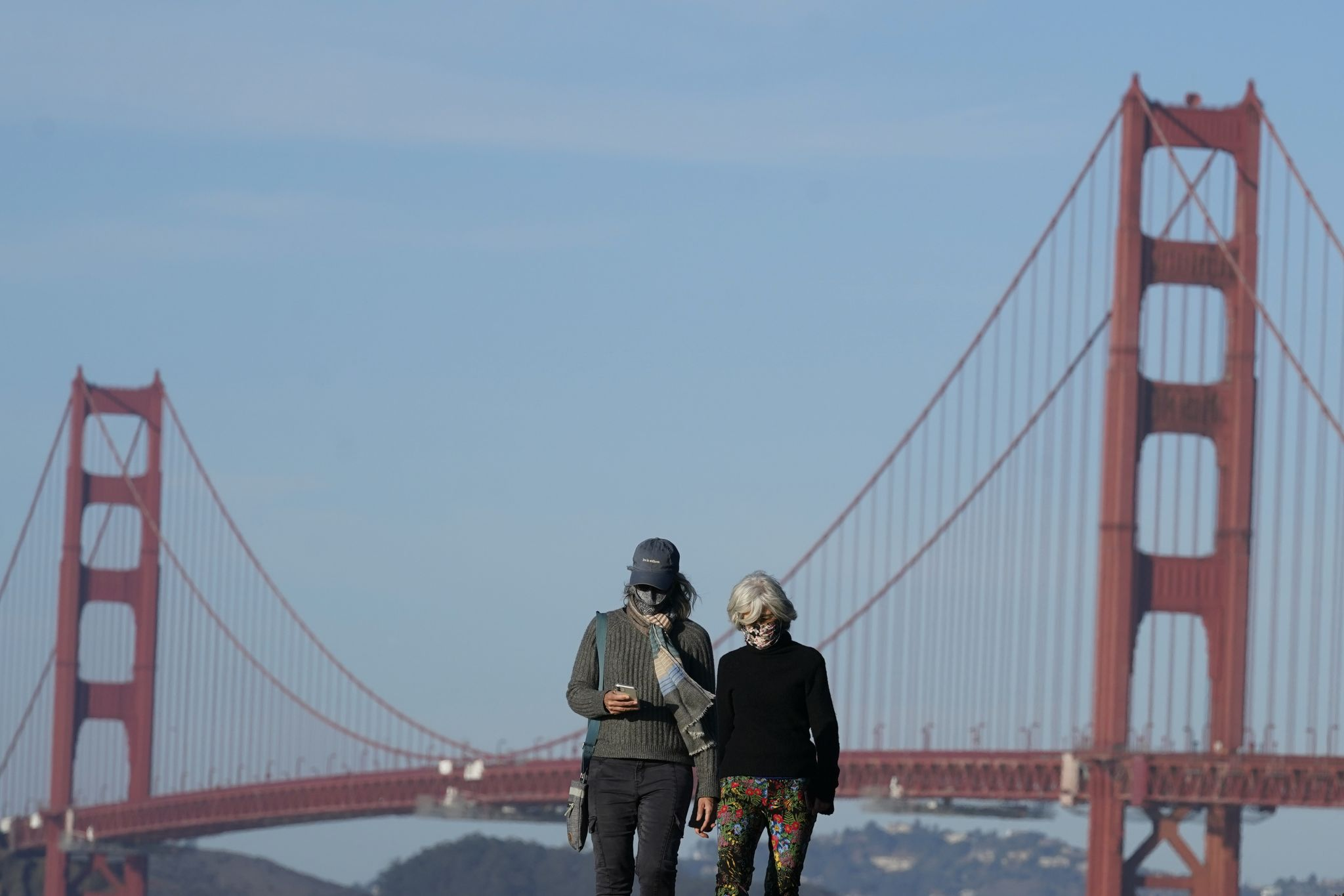 Has San Francisco reached its COVID peak?