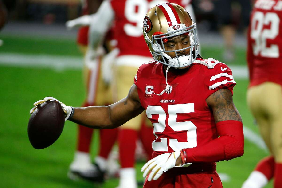 Cornerback Richard Sherman of the 49ers doesn't expect to be one of the team's top two priorities for next season, meaning he probably won't be back.