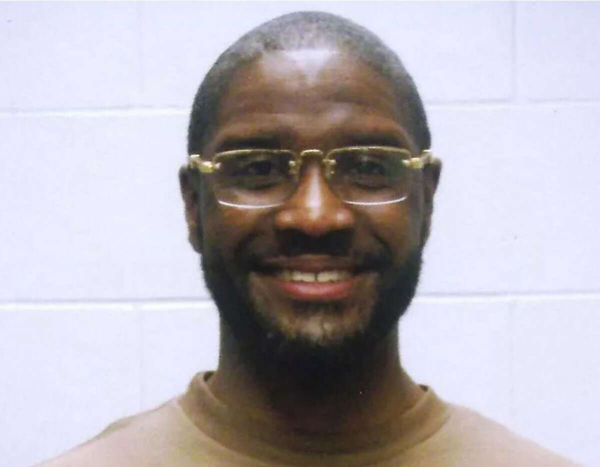 This undated image from the defense team shows then-death row inmate Brandon Bernard.