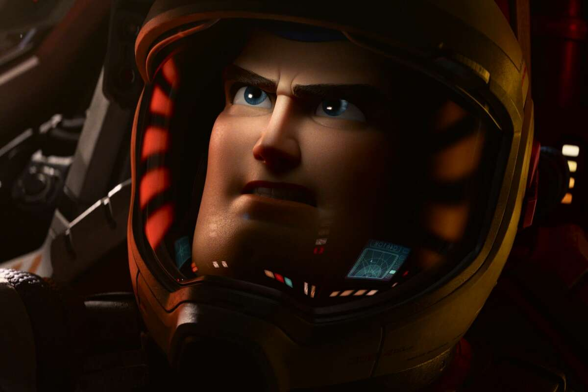 """Pixar announced a new feature film telling the origin story of """"Toy Story"""" astronaut Buzz Lightyear, starring Chris Evans."""