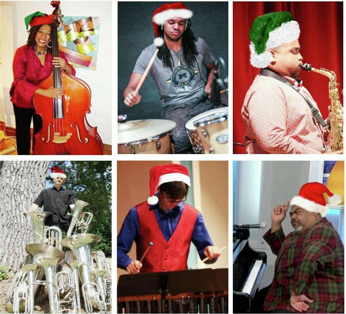 Tuba Bach will present its annual Christmas concert, virtually, at 4 p.m. on Sunday. (Courtesy photo)