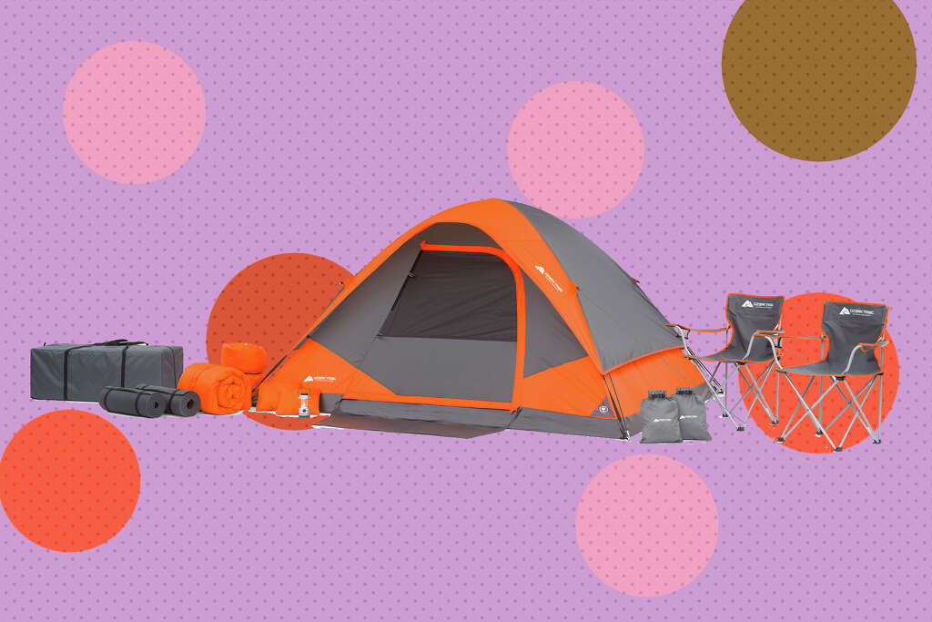 Ozark Trail 22 Piece Camping Set for $99 at Walmart.
