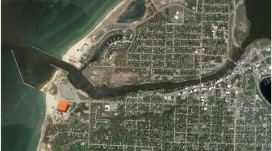 The hotel will be located near Frist Street Beach, Rotary Park and Rocket Park. Photo: Courtesy Photo