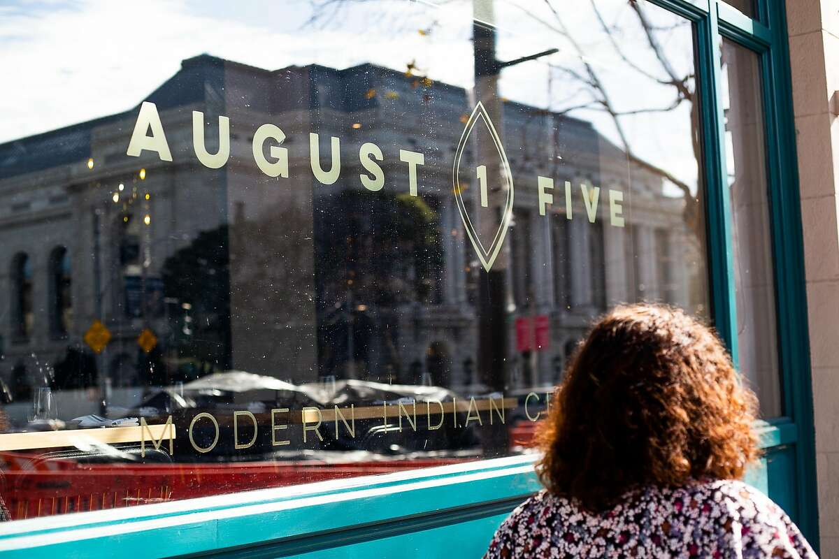 August 1 Five is named after India's independence day. The restaurant will close on Dec. 20.