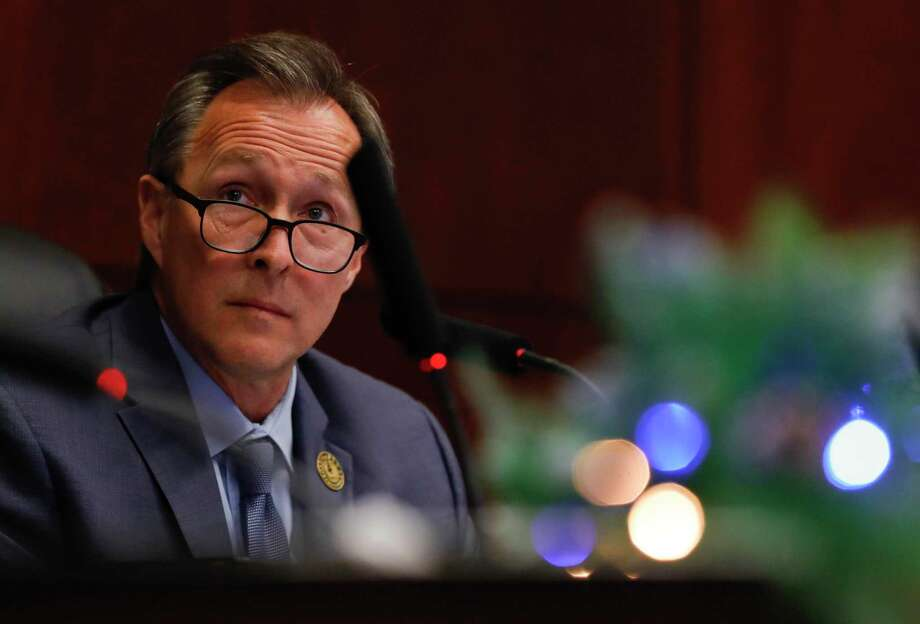 Mayor Pro Tem Raymond McDonald was supportive of keeping the council evening meeting to ensure the community had an opportunity to participate in city matters. Photo: Jason Fochtman, Houston Chronicle / Staff Photographer / 2020 © Houston Chronicle