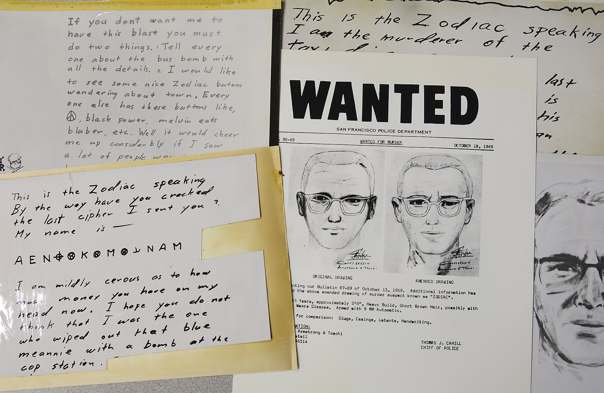 Why has the Zodiac Killer never been caught? - SFGate