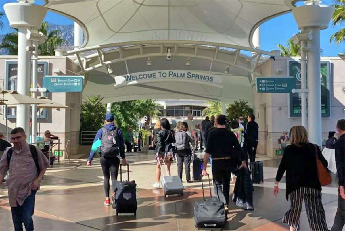 Alaska Airlines' new San Jose-Palm Springs service starts next week.