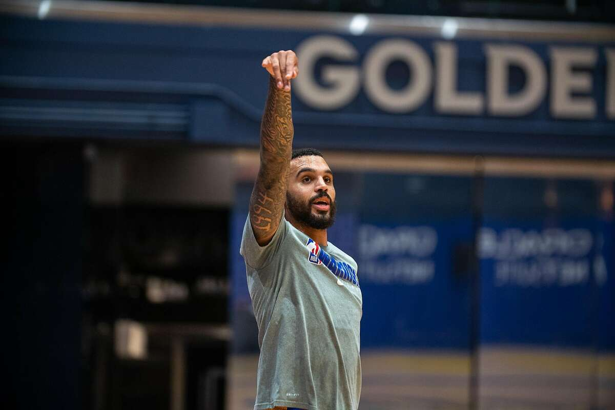 Shooting guard Mychal Mulder hopes to gain Warriors' last roster spot.