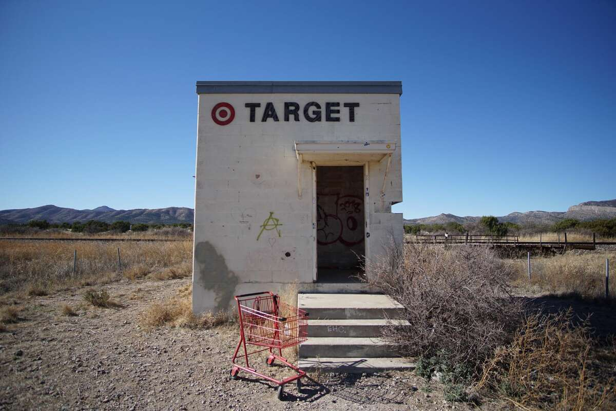 The world's smallest Target was demolished this week after its owner feared the unstable building would hurt someone, according to CBS7, a TV station in West Texas.