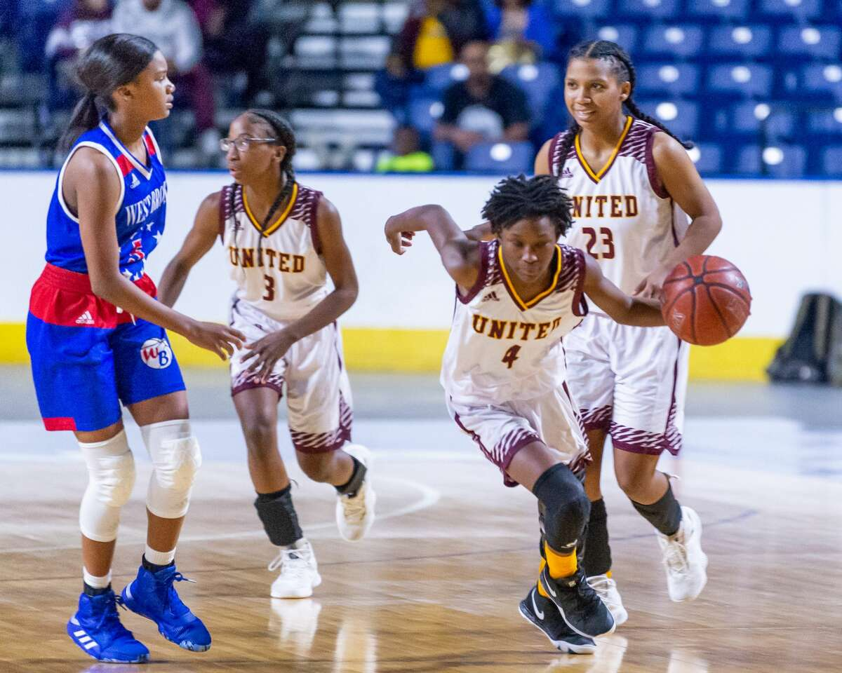 The Beaumont Lady Timberwolves downed the Lady Bruins of West Brook at Ford Park Arena on Tuesday, January 7, 2020.Fran Ruchalski/The Enterprise