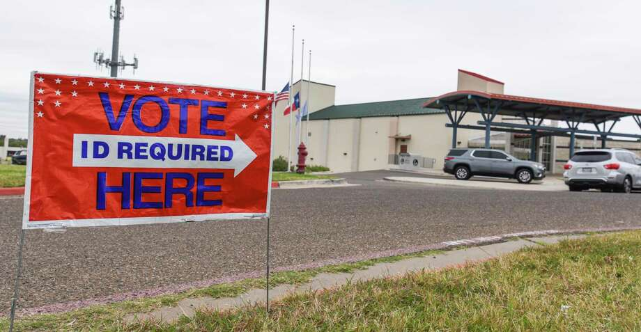The final day of voting for runoff elections is Saturday with voting available until 7 p.m. Photo: Danny Zaragoza /Laredo Morning Times