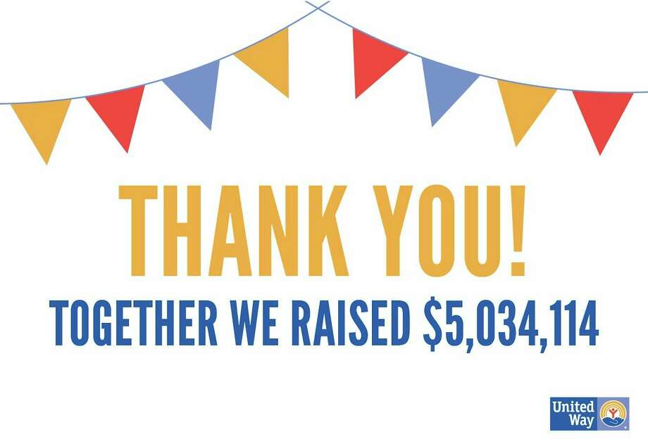 United Way is thrilled to announce they have exceeded their $4.5M goal. (Image provided/United Way)