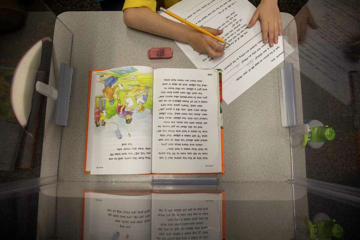 MRT FILE PHOTO:The percentage of students in Midland ISD elementary schools needing reading intervention at the elementary school level is above 50 percent.That is what interim Superintendent Ann Dixon told the Midland ISD school board Tuesday during its regular monthly meeting