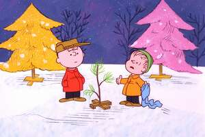 """A Charlie Brown Christmas"" - When Charlie Brown complains about the overwhelming materialism he sees amongst everyone during the Christmas season, Lucy suggests he become director of the school Christmas pageant. Charlie Brown accepts, but it proves to be a frustrating struggle; and when an attempt to restore the proper spirit with a forlorn little fir Christmas tree fails, he needs Linus' help to learn what the real meaning of Christmas is. ""A Charlie Brown Christmas"" airs on Thursday, December 6 and Sunday, December 16 (8:00-9:00 p.m., ET) on the Walt Disney Television via Getty Images Television Network. (Photo by Walt Disney Television via Getty Images Photo Archives/Walt Disney Television via Getty Images)"