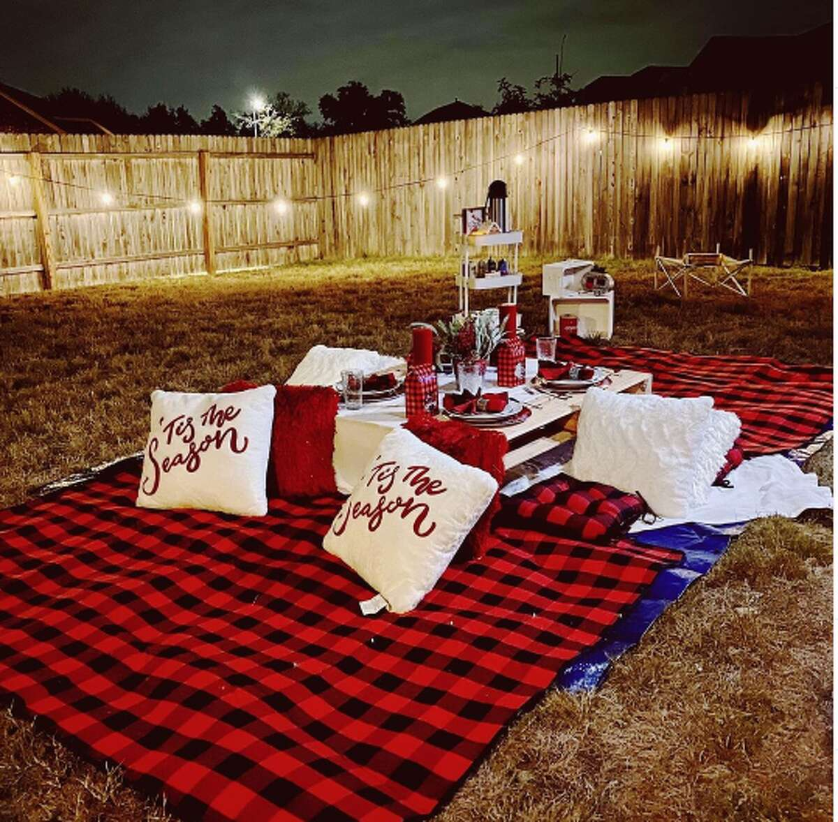 The Picnic Pitstop offers private and public set-ups, according to White, who said the purpose of the business is to help others take a break from life.