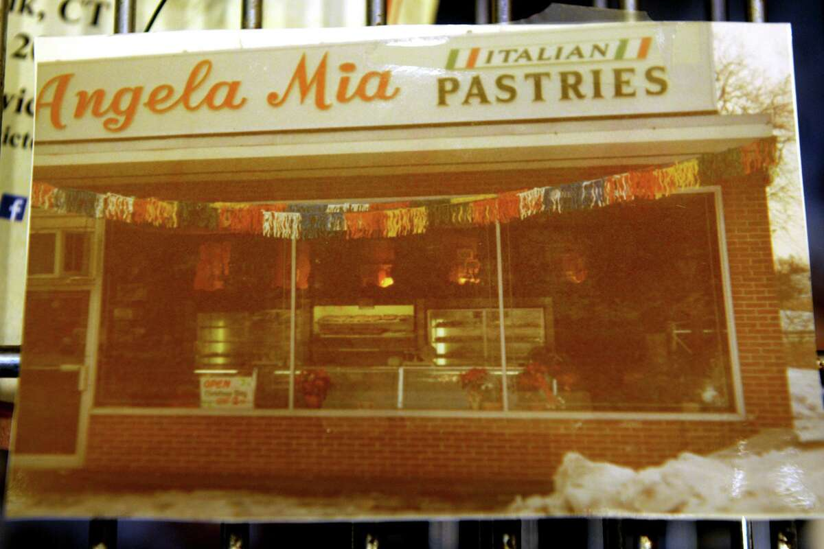 Angela Mia Italian Bakery opened in Norwalk in December of 1970.
