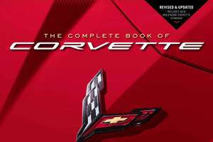 The author of  The Complete Book of Corvette  has had a long personal and professional relationship with Chevrolet's sports car.