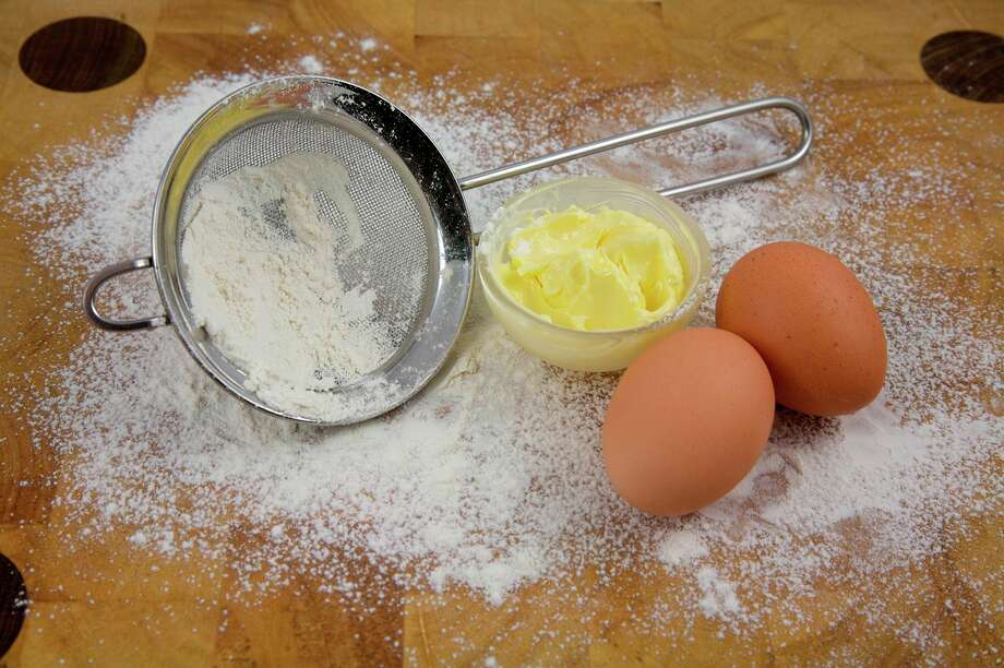 If you plan ahead, the easiest way to get room temperature butter and eggs is simply to leave them out overnight on your counter the day before you plan to bake. (Dreamstime/TNS) / (c) Vividrange | Dreamstime.com
