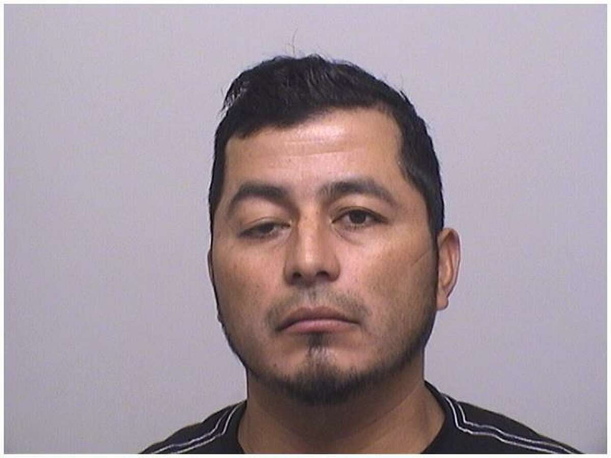 Victor Garcia, 41, of Stamford, was charged with raping a 14-year-old girl in Stamford during the summer of 2019.