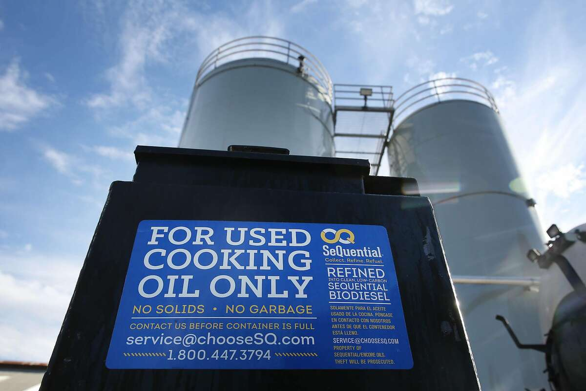 Biofuels industry leaders say that the supply of used cooking oil in recent months has run far below the comparable time period in 2019.