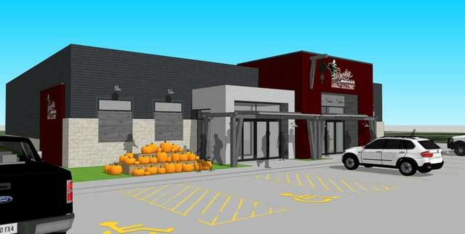 Rendering shows what the future Bagley Farms Meat Market location will look like on Route 157 in Edwardsville. Photo: Courtesy Of Bagley Farms Meat Market