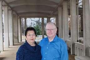 Richard and Rosemary Ruedin today