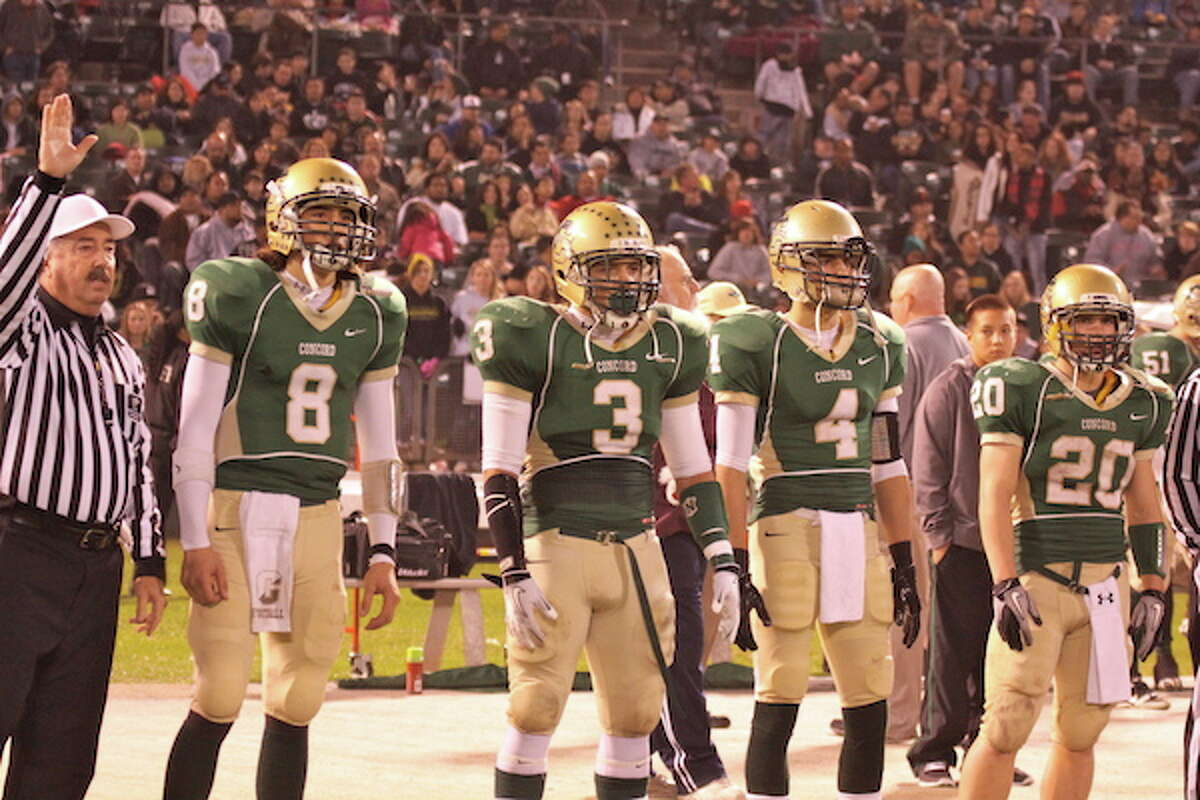 Concord, Football, Ricky Lloyd