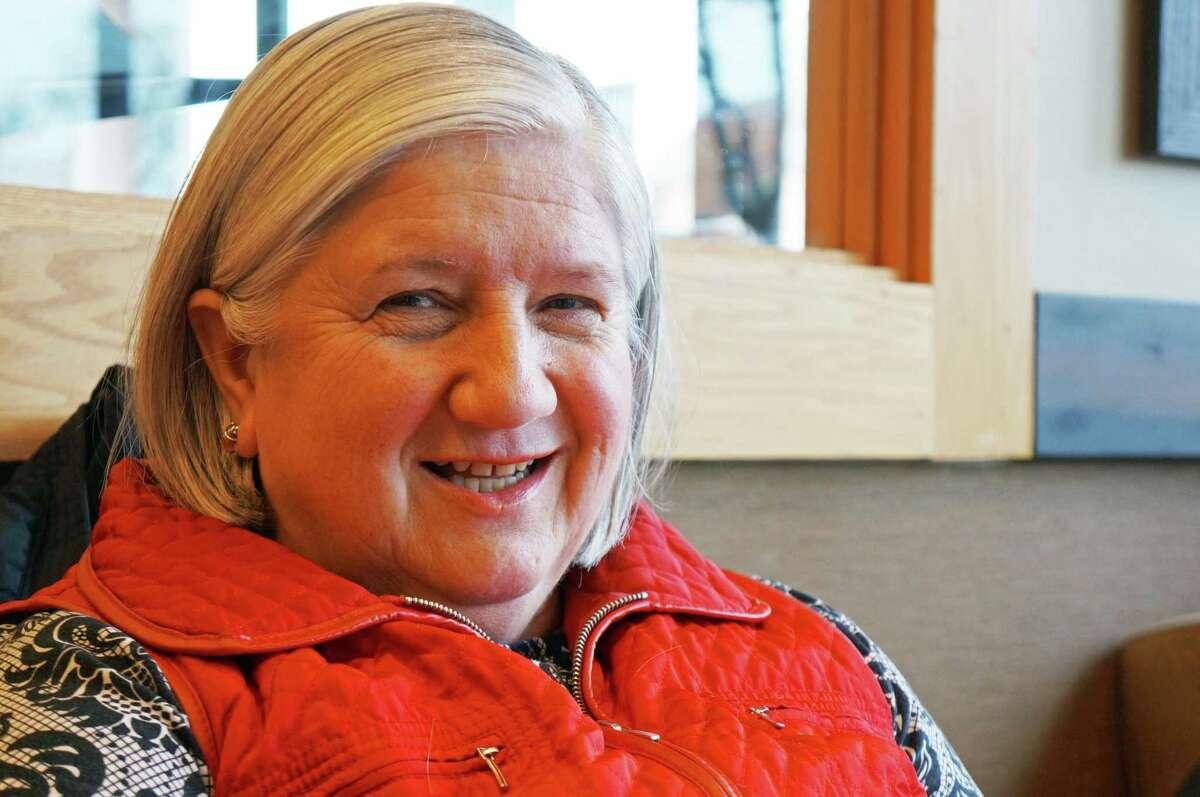 Susan Barrett, of Fairfield