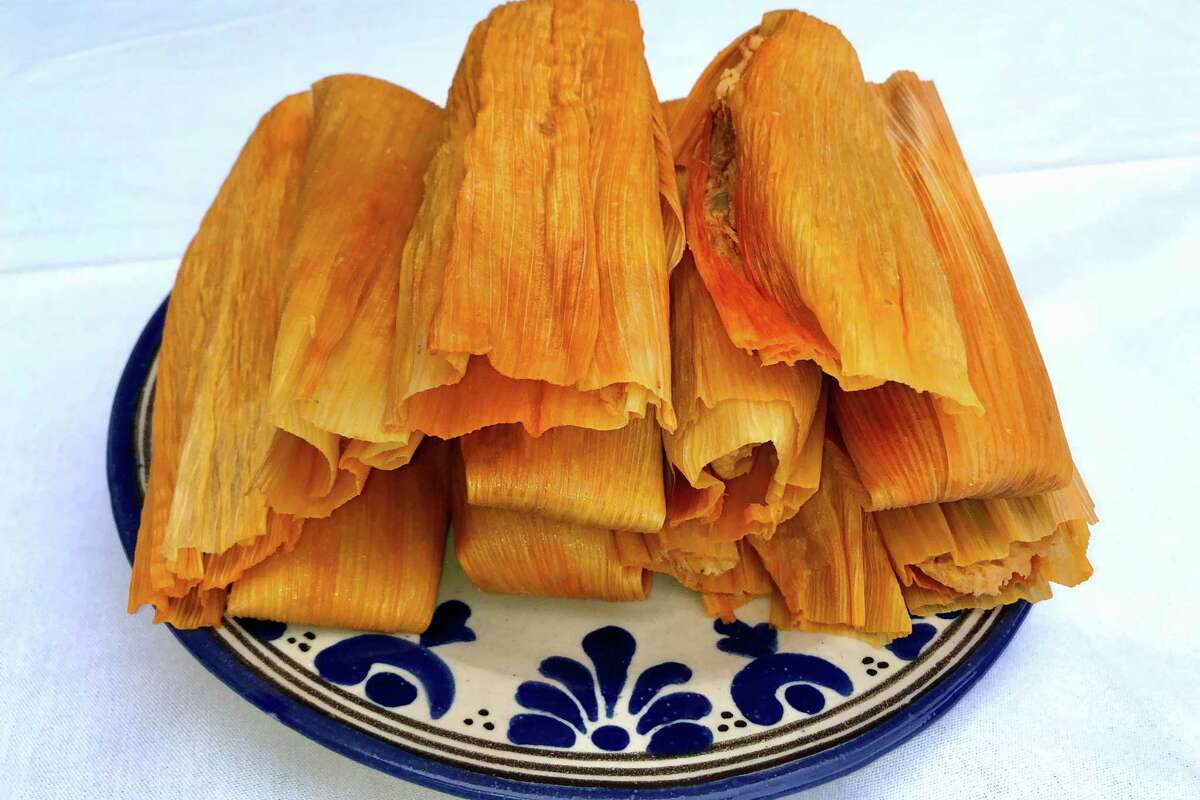 Here's where to buy tamales in Houston