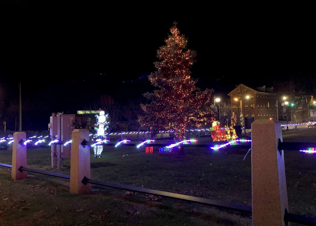 In Pictures: The 2020 Holiday season is in full glow this year with lots of beautiful holiday lights adoring residences around Torrington and Winsted