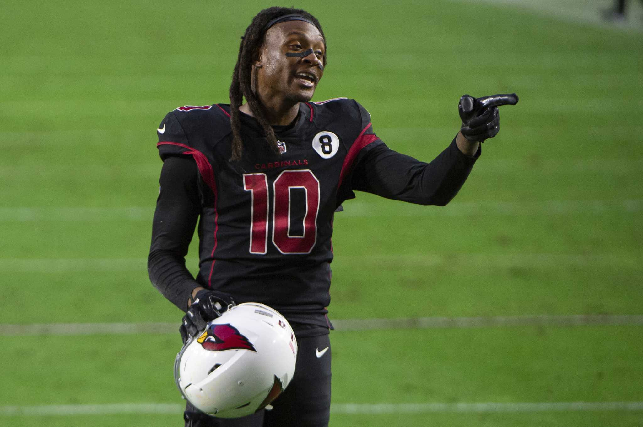 DeAndre Hopkins laughs at Fox's trolling of Texans on Instagram