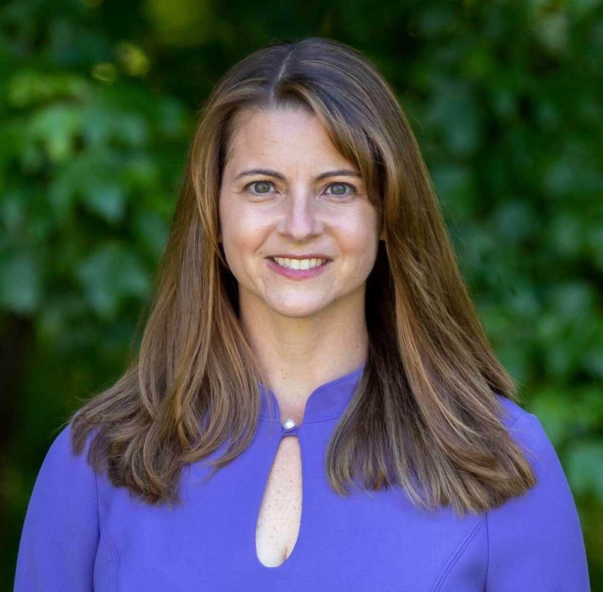 State Rep. Christie Carpino, R-Cromwell