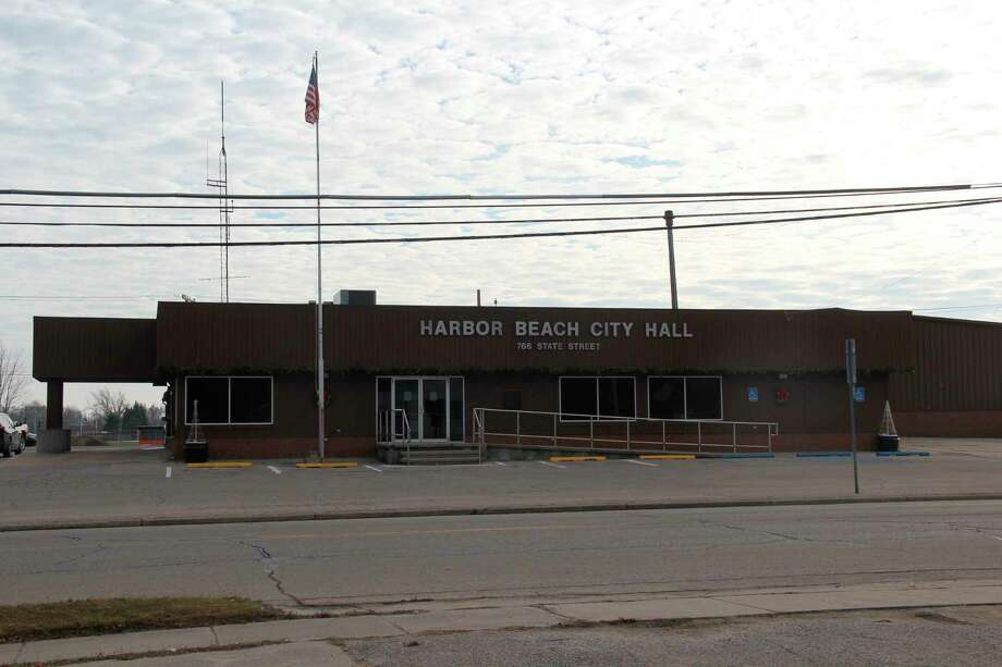 Harbor Beach City Hall (Tribune File Photo)
