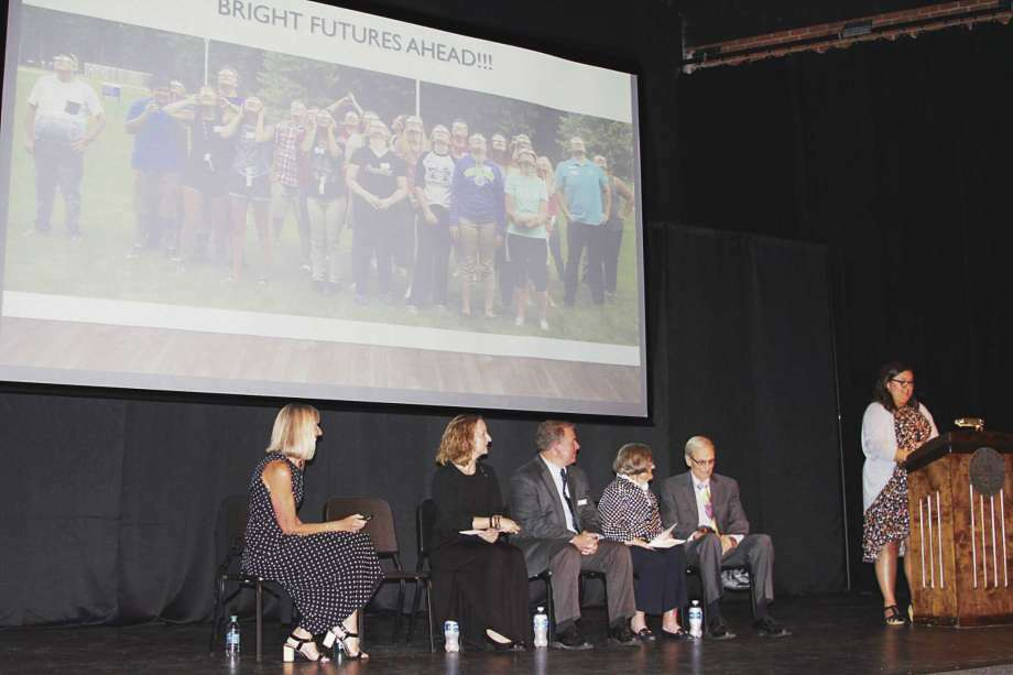 The Manistee County Community Foundation awarded Manistee Commitment Scholarships to 18 graduates of the Class of 2020, the first cohort to be inducted into the Manistee Commitment Scholarship Program Photo: File Photo