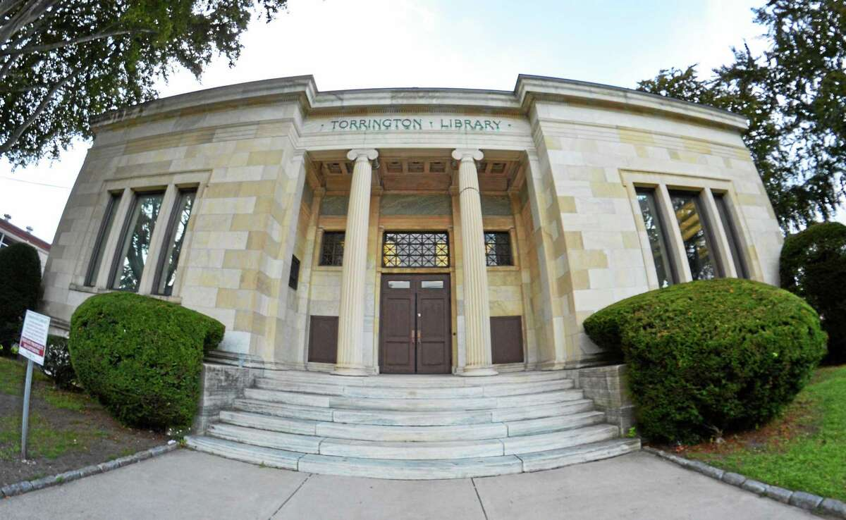 The Torrington Library's Not-So-Spooky Halloween Bash will be held 4-6 p.m. Oct. 9.