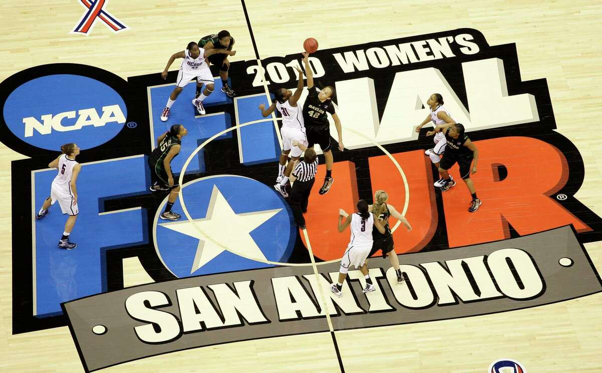 San Antonio hosted the Women's Final Four in 2010 and it could host the entire 2021 tournament.