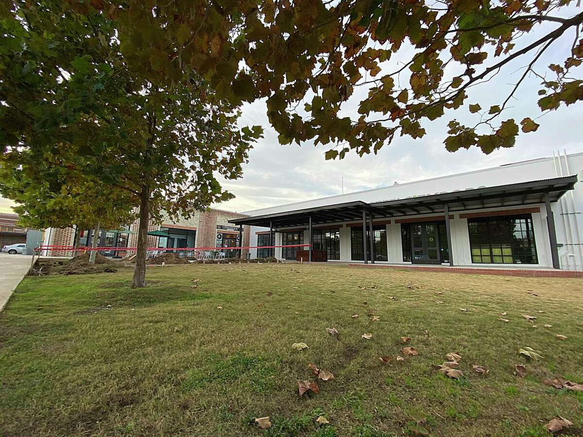 The health-conscious restaurant Pharm Table, which is closing its downtown restaurant Dec. 19, is moving to this site at 812 S. Alamo St. in Southtown, where it will open a food truck as the new restaurant is prepped for mid-January opening.