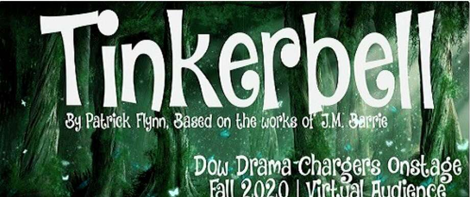 """Dec. 18-20: Dow High drama student's """"Tinkerbell"""" will play online from 8 p.m. Friday through 10 p.m. Sunday.(Photo/Dow High drama)"""