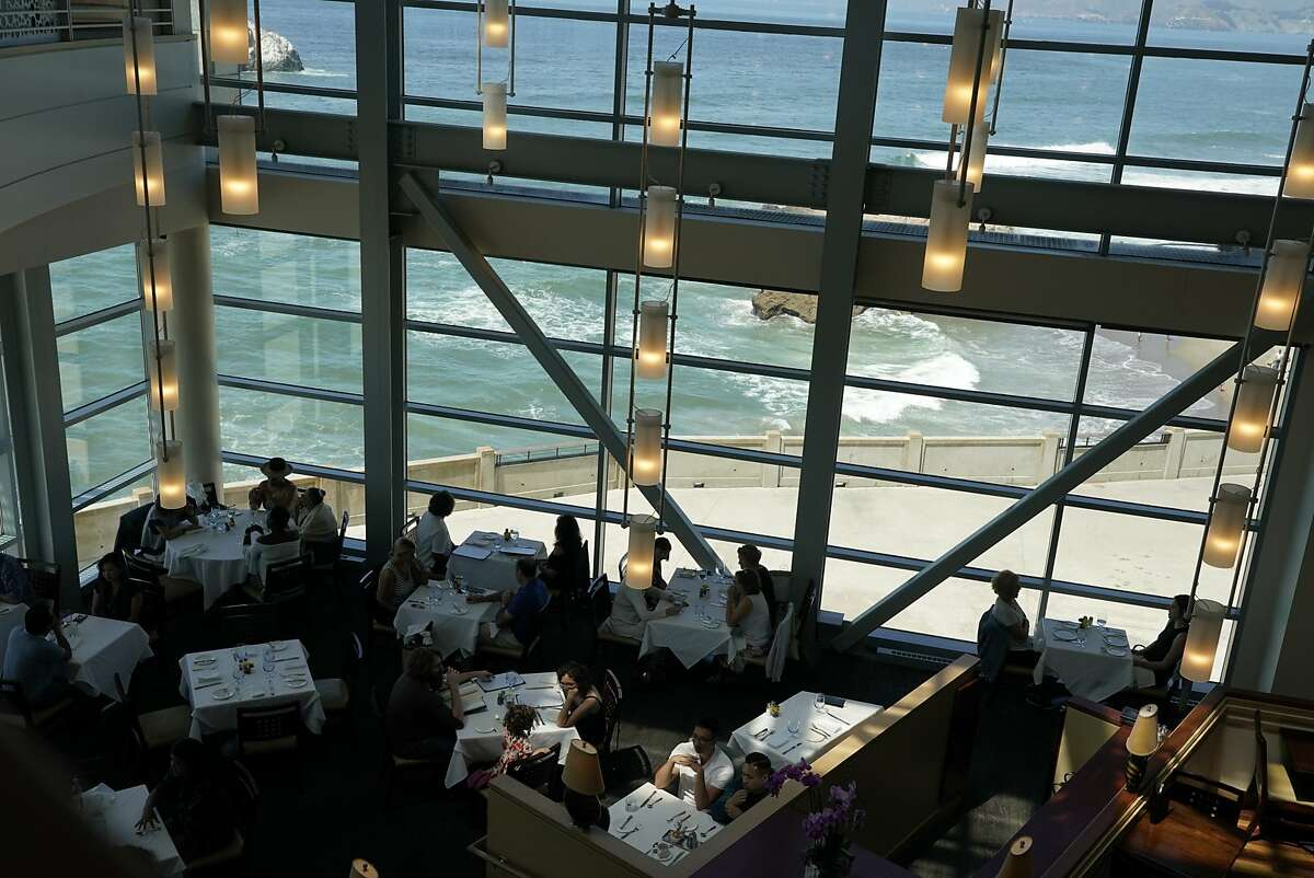 Cliff House during lunch service on Wednesday, Aug. 14, 2019, in San Francisco, CA.
