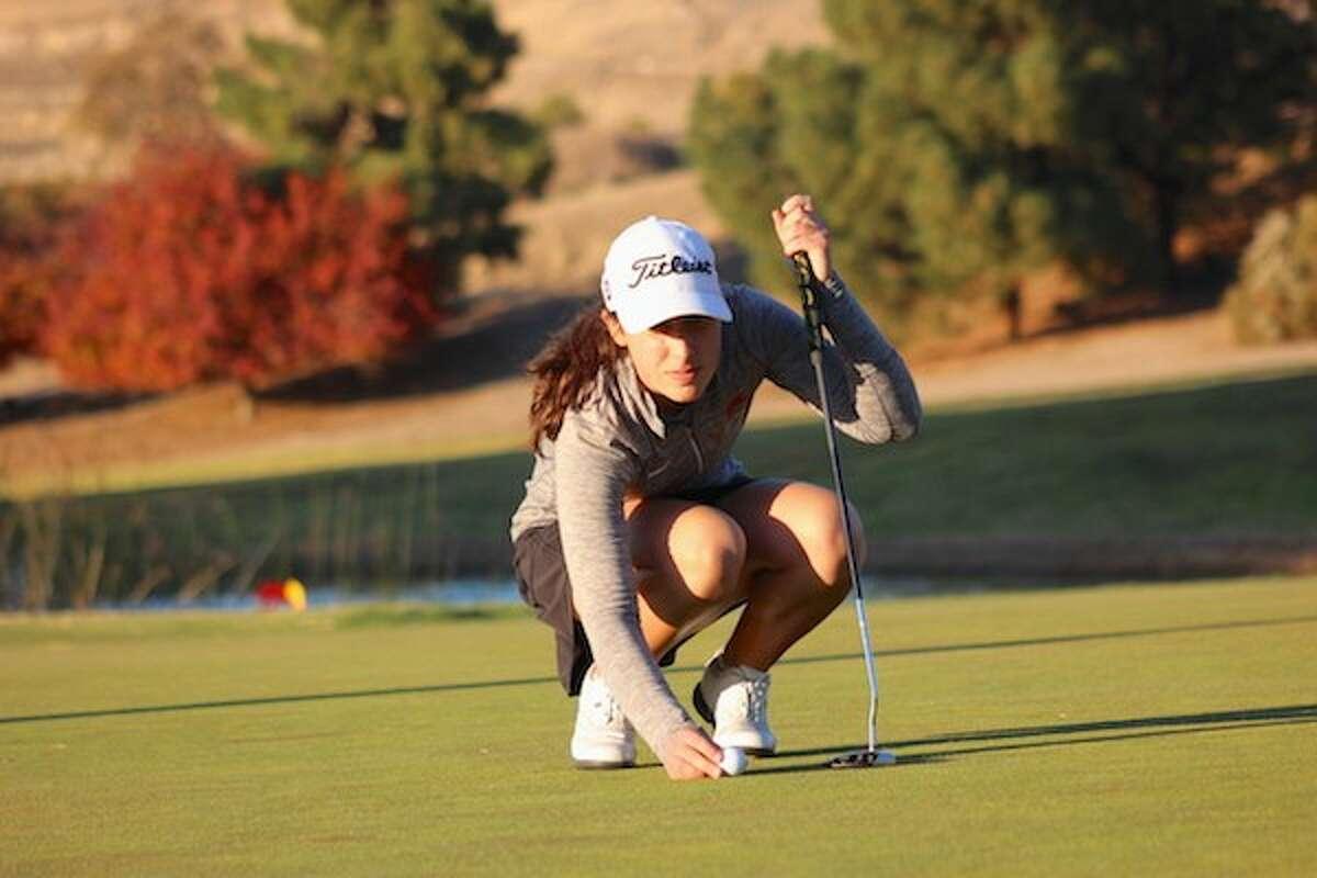 Maddie Gamble, Carondelet Golf