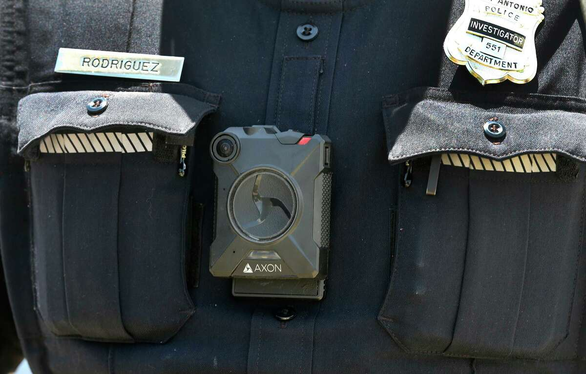 SAPD's new policy on body camera footage, set to take effect Dec. 21, requires release of the footage within 60 days of an incident.