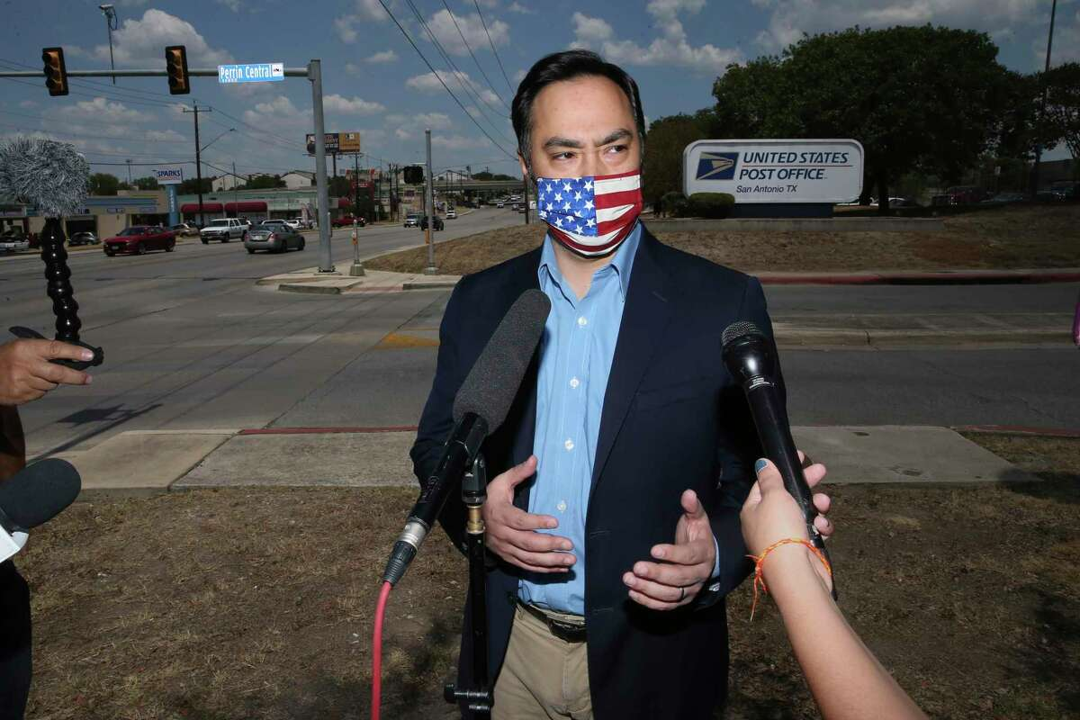 U.S. Rep. Joaquin Castro says President Donald Trump must be impeached in order to send a signal that such behavior is unacceptable in domestic politics and to convince other countries the U.S. is capable of dealing with its own democratic crises.