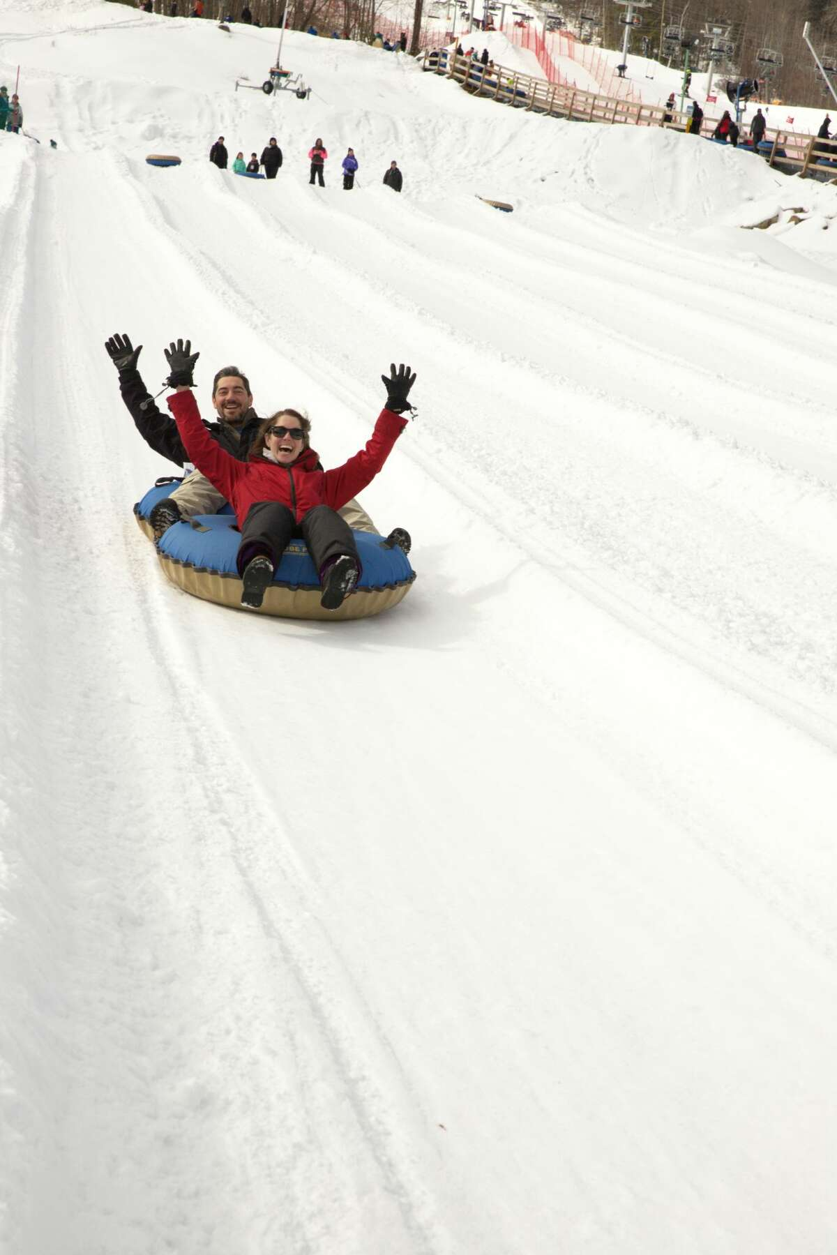 Go tubing at West Mountain in Queensbury, NY.
