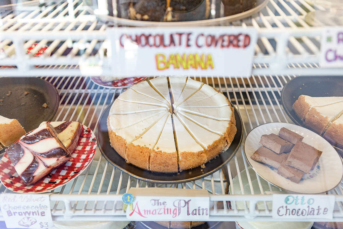 Like many other small businesses, Otto Cake has struggled during the pandemic.