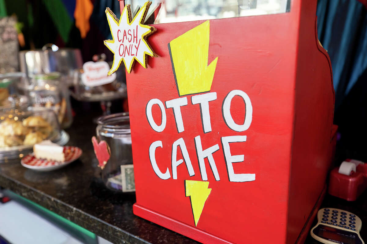 Otto Cake has been in the Kaimuki neighborhood since 2013.