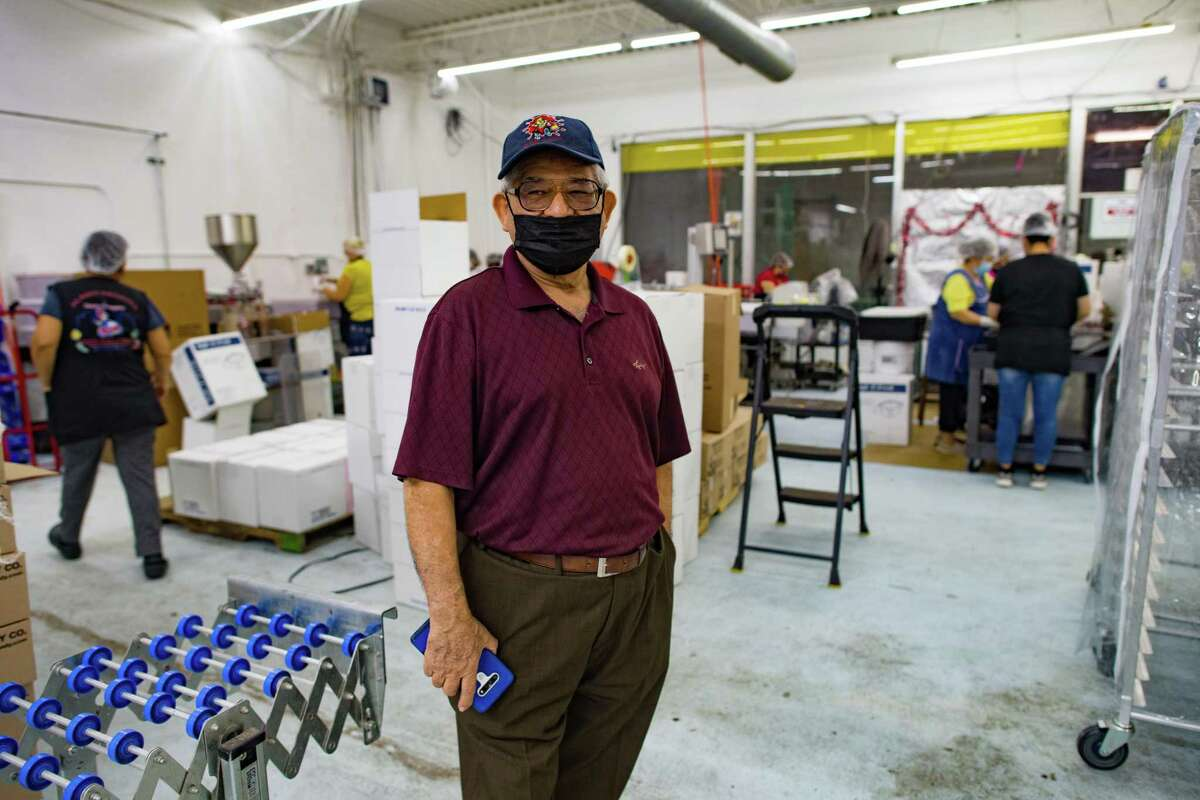 Felix Samame is the founder of Alamo Candy Co. The company has been in business almost 30 years and recently opened a retail store at 1149 W. Hildebrand. Samame wants to expand its manufacturing operations and is looking for a building with as much as 35,000 square feet.