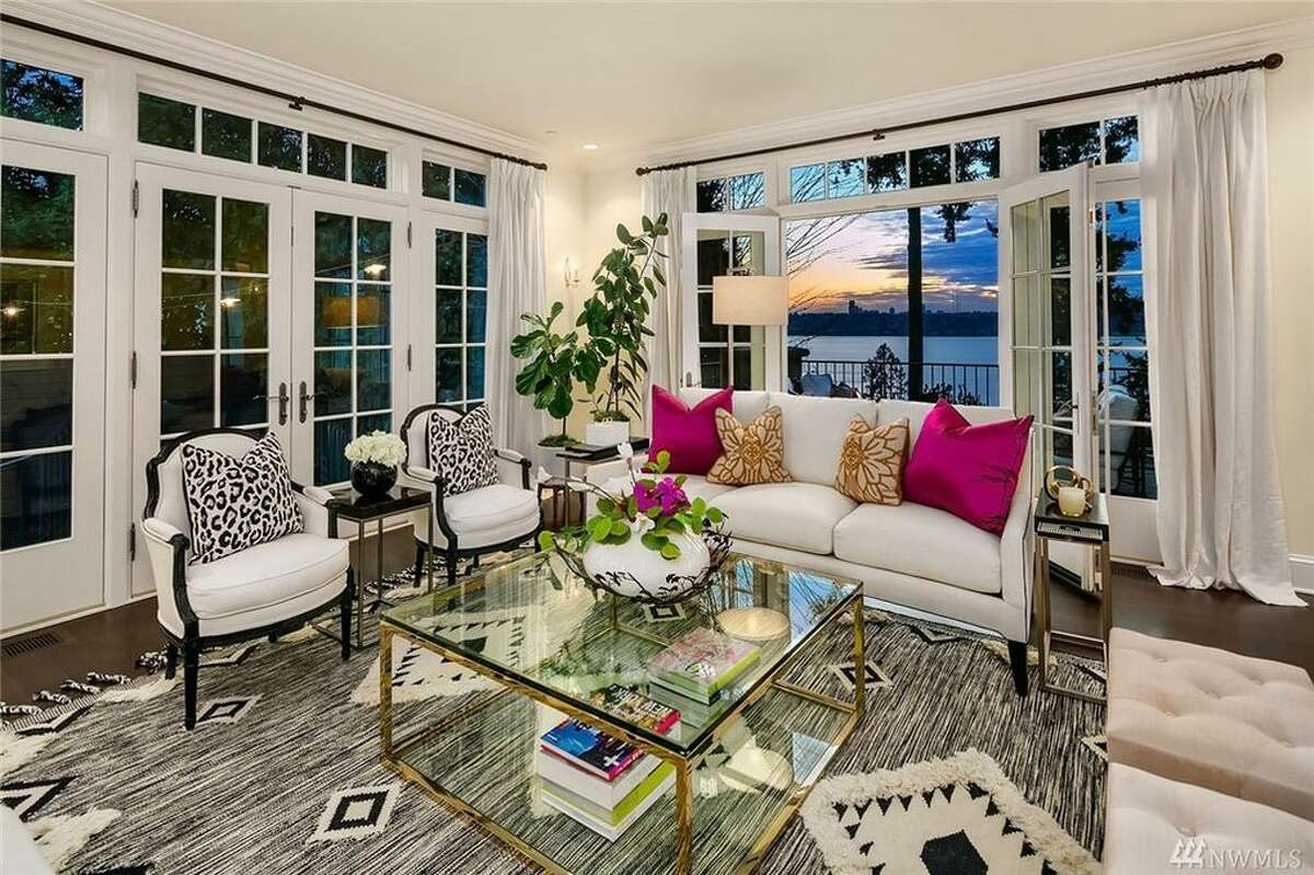1257 Evergreen Point Rd. is a Winter Beach Colonial, offering waterfront living.